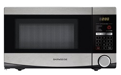Hotpoint mwh2322x grill microwave