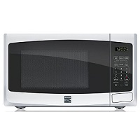 Kenmore 0.9 cu. ft. Countertop Compact Microwave Oven White